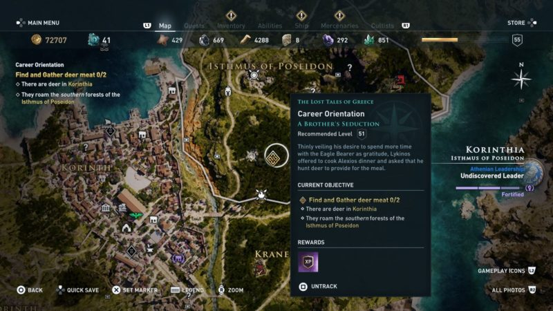 ac-odyssey-career-orientation-quest-walkthrough