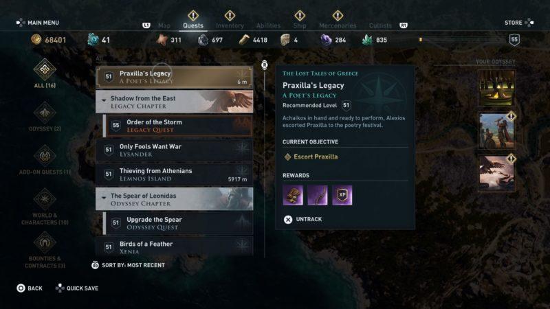 ac-odyssey-praxillas-legacy-quest