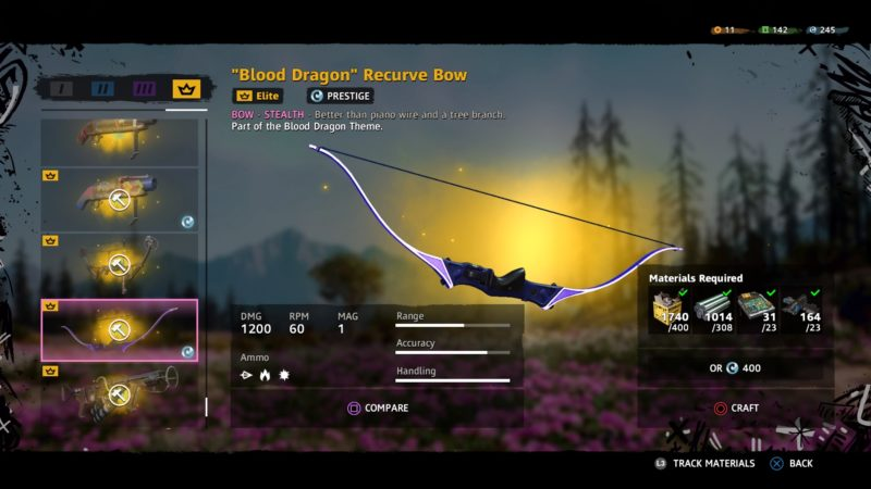 best recurve bow in far cry