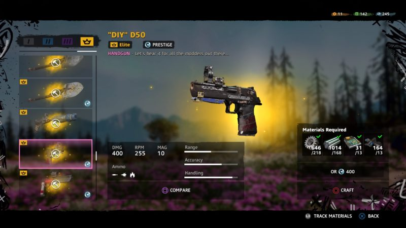 best pistol in far cry new dawn