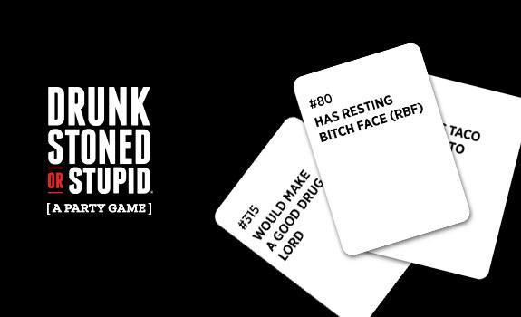 party games like cards against humanity