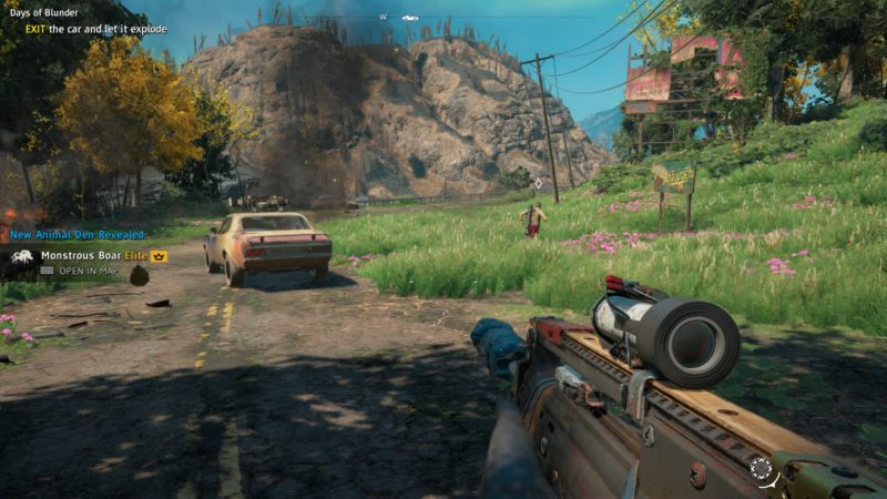 far-cry-new-dawn-days-of-blunder-walkthrough-and-guide