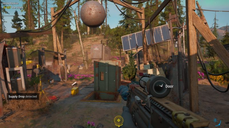 far-cry-new-dawn-going-haywire-how-to-get-in-the-house