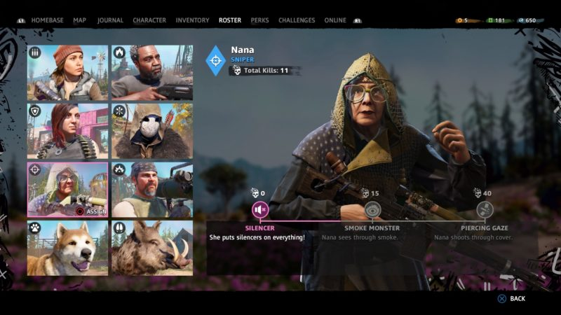 Far Cry New Dawn How To Get All Guns For Hire In The Roster