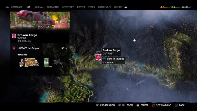 Far Cry New Dawn How To Liberate Outposts For Ethanol