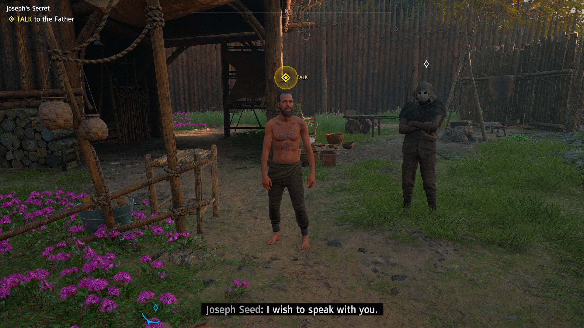 Far cry new dawn the prophecy