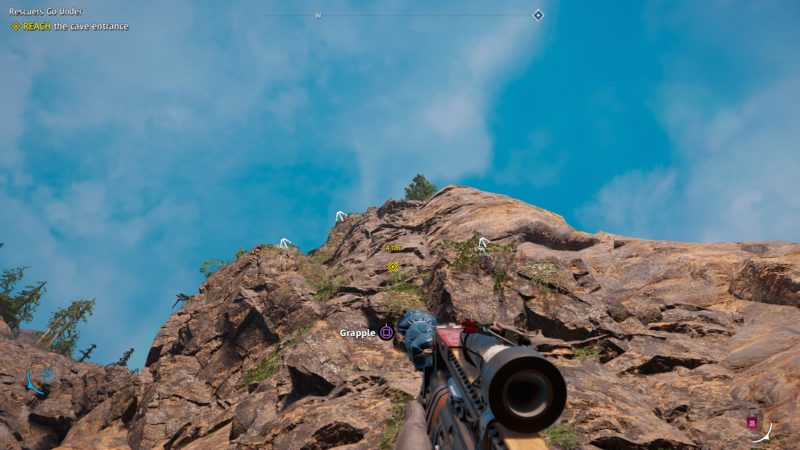 far-cry-new-dawn-rescuers-go-under-guide-and-walkthrough