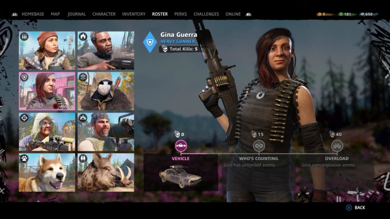 far-cry-new-dawn-unlock-all-roster-guns-for-hire