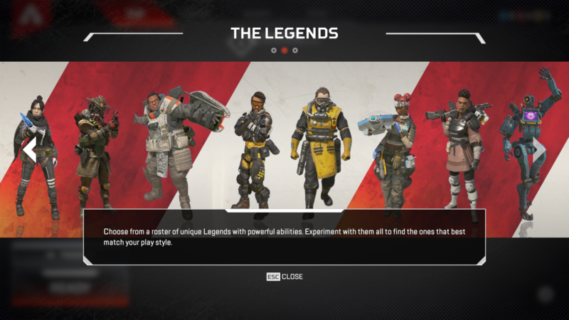 how to play apex legends