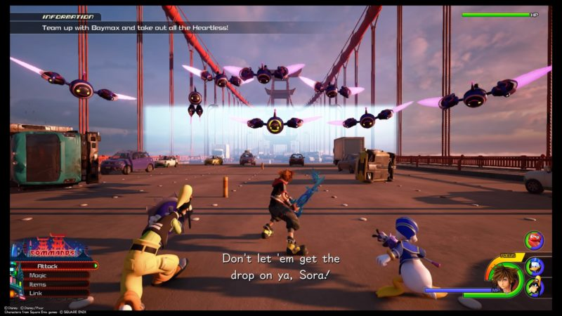 Kingdom Hearts 3 San Fransokyo Walkthrough And Guide