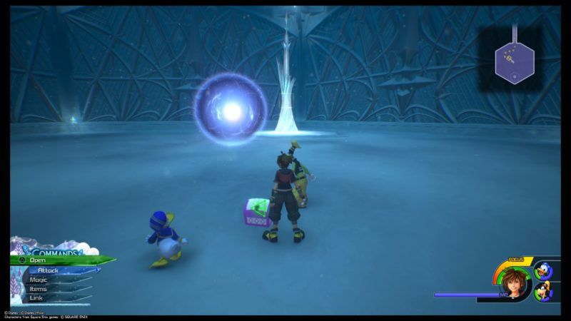 kingdom-hearts-3-arendelle-exit-labyrinth-of-ice