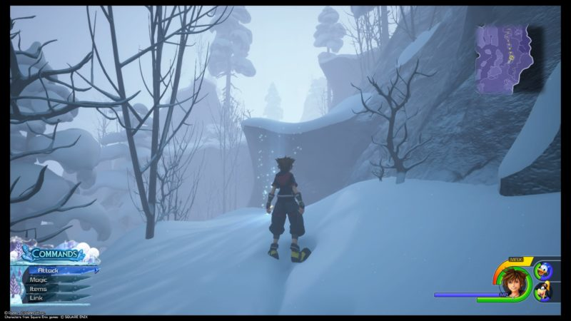 kingdom-hearts-3-arendelle-north-mountain-defeat-heartless