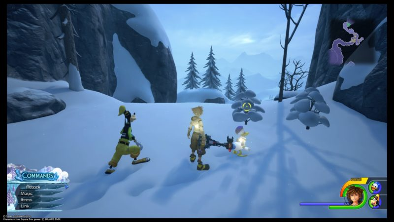 kingdom-hearts-3-arendelle-snowfield-find-exit.
