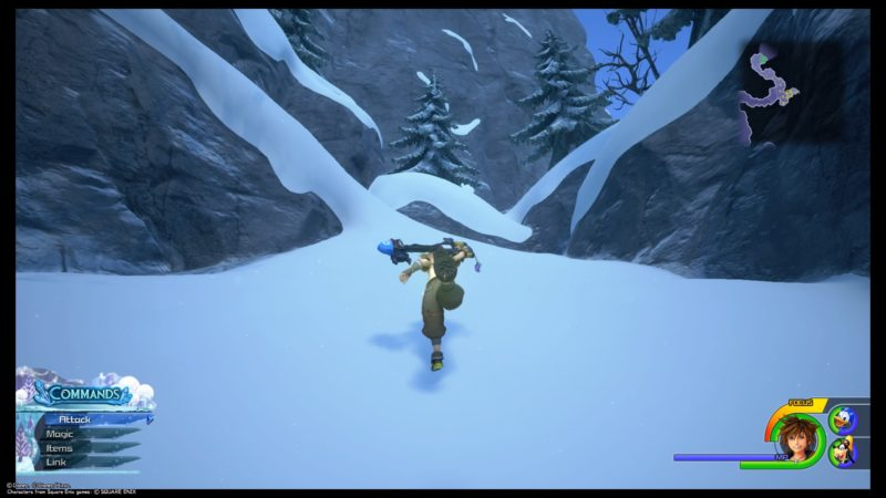 kingdom-hearts-3-arendelle-snowfield-get-to-elsa