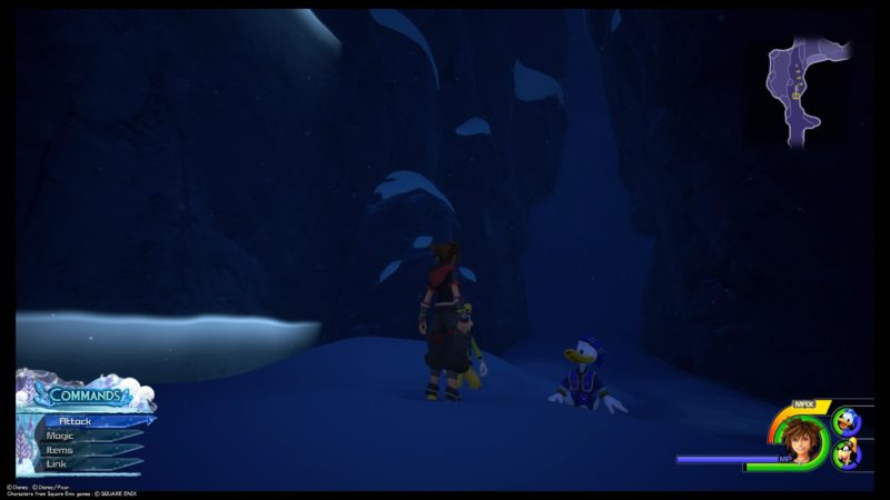kingdom-hearts-3-arendelle-the-north-mountain-guide-tips