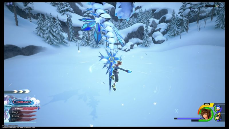 kingdom-hearts-3-arendelle-the-north-mountain-ice-dragon-heartless