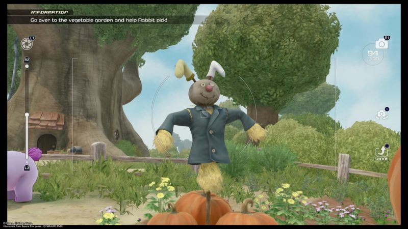kingdom-hearts-3-photo-mission-100-acre-wood-scarecrow