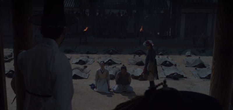 korean zombie netflix original kingdom - is it worth watching