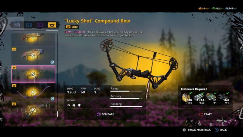 best bow in far cry new dawn
