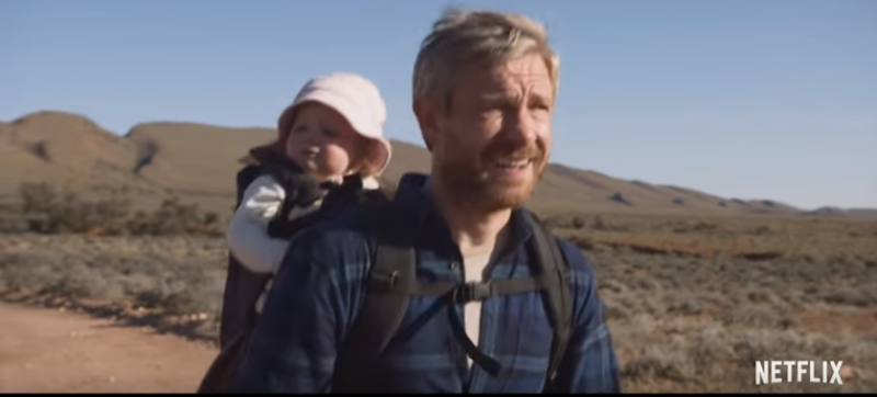 review of netflix's cargo