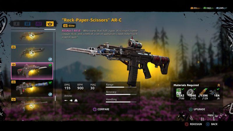best sniper rifles in far cry new dawn