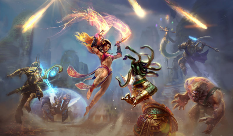 best moba games like dota