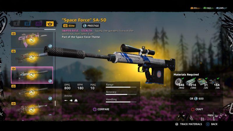 best sniper rifle in far cry new dawn