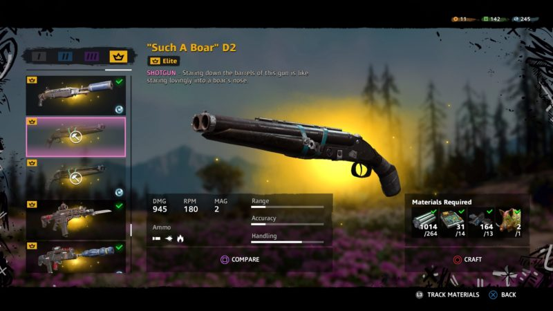 best shotgun in far cry new dawn