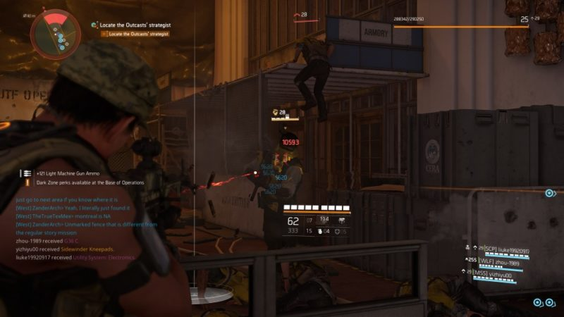 Tom Clancy's The Division 2 - potomac event center guide tips