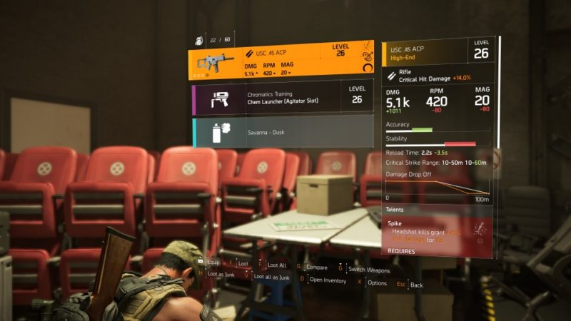 Tom Clancy's The Division 2 - potomac event center tips