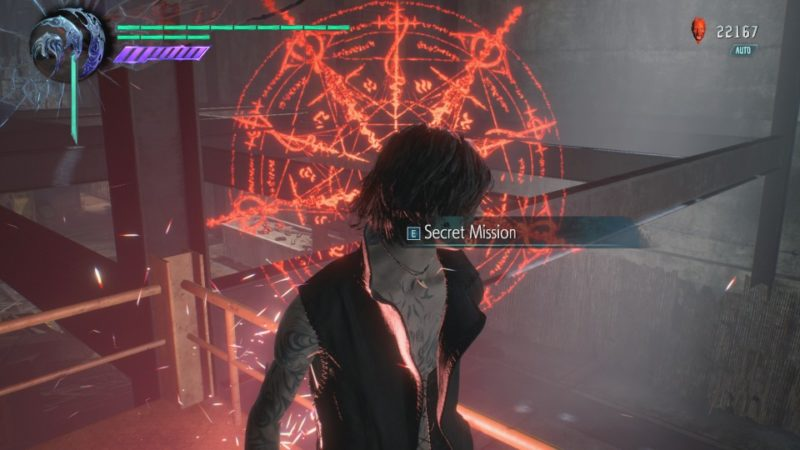 devil may cry 5 - 12 secret missions