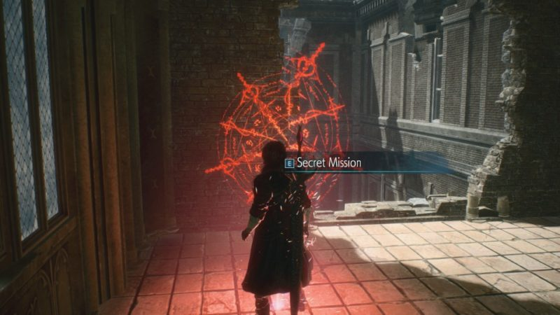 devil may cry 5 - all secret mission - mission 4