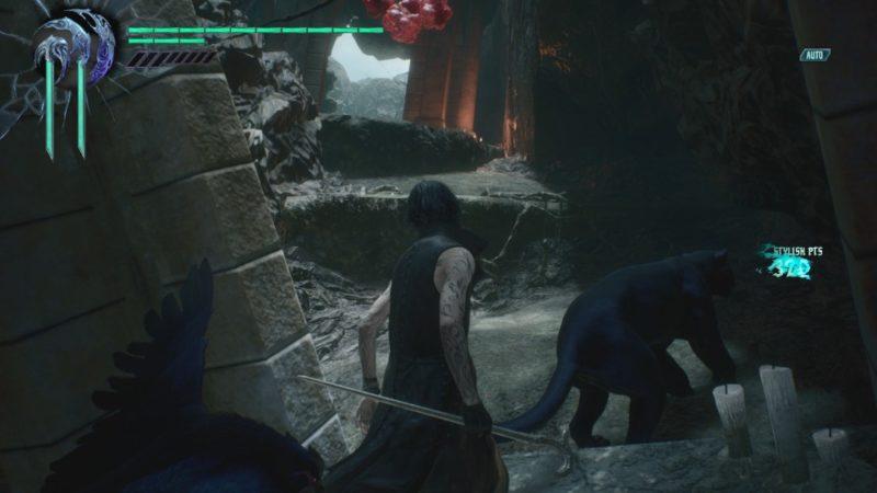 devil may cry 5 - genesis quest walkthrough
