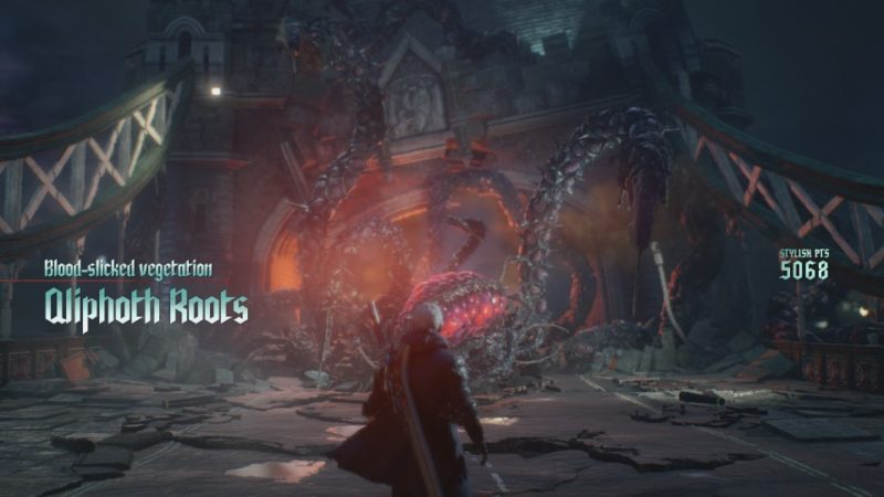 devil may cry 5 - mission 1 nero - walkthrough tips and guide