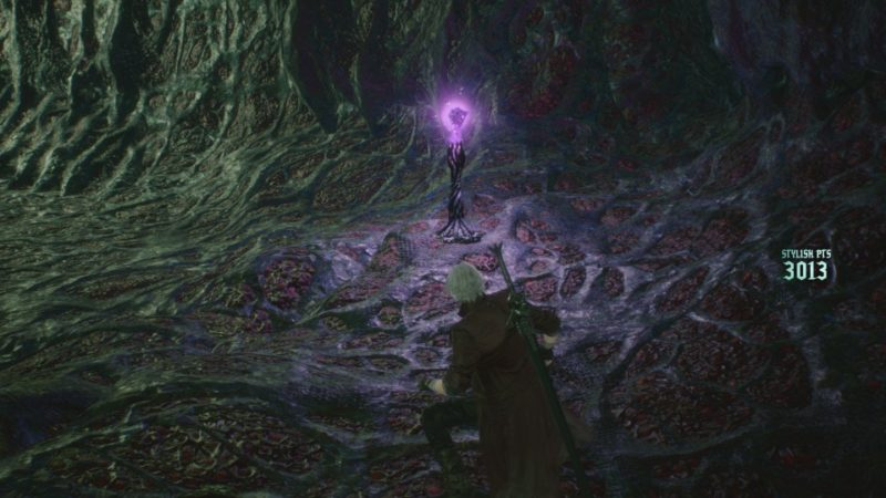 devil may cry 5 mission 10 - awaken quest walkthrough