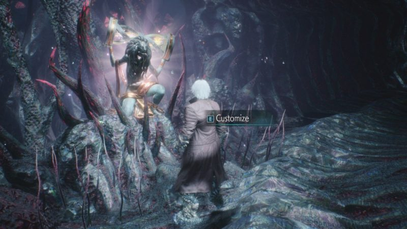 devil may cry 5 mission 10 quest