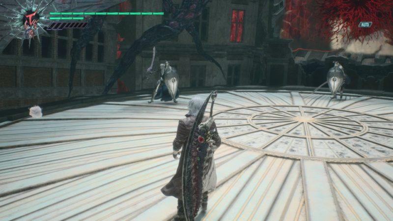 devil may cry 5 - mission 11 reason quest walkthrough