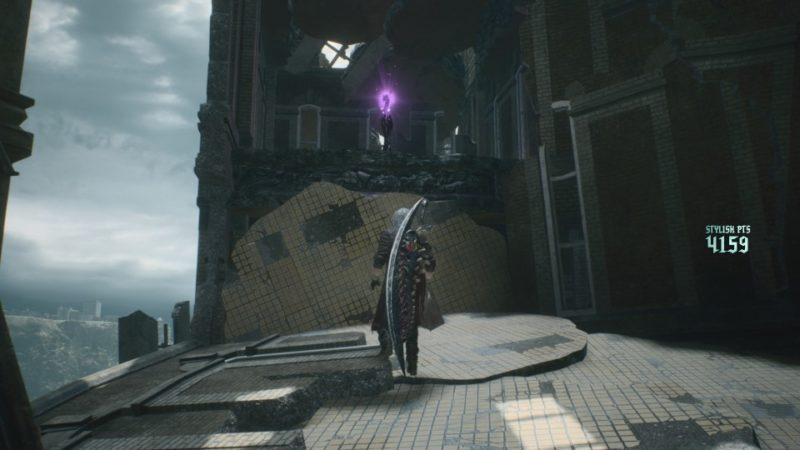 devil may cry 5 - mission 11 reason walkthrough guide