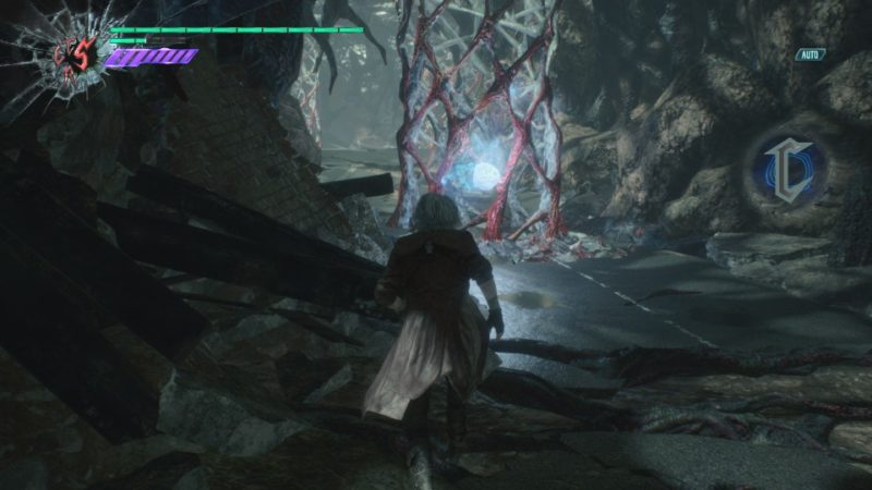devil may cry 5 - mission 12 guide