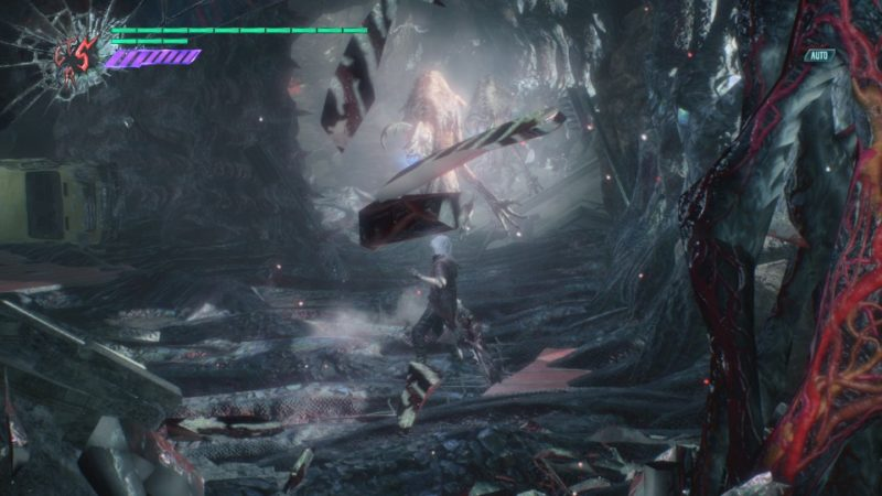 devil may cry 5 - mission 12 quest walkthrough