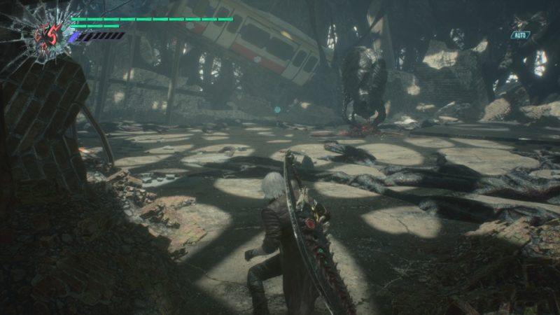 devil may cry 5 - mission 12 yamato quest