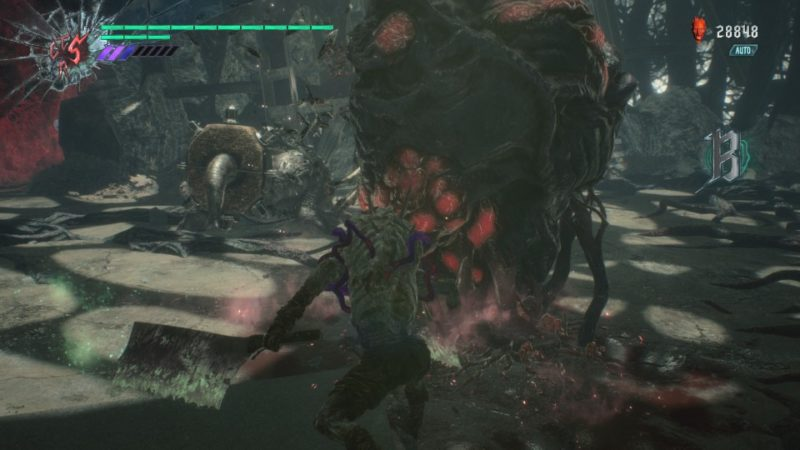 devil may cry 5 - mission 12 yamato quest guide