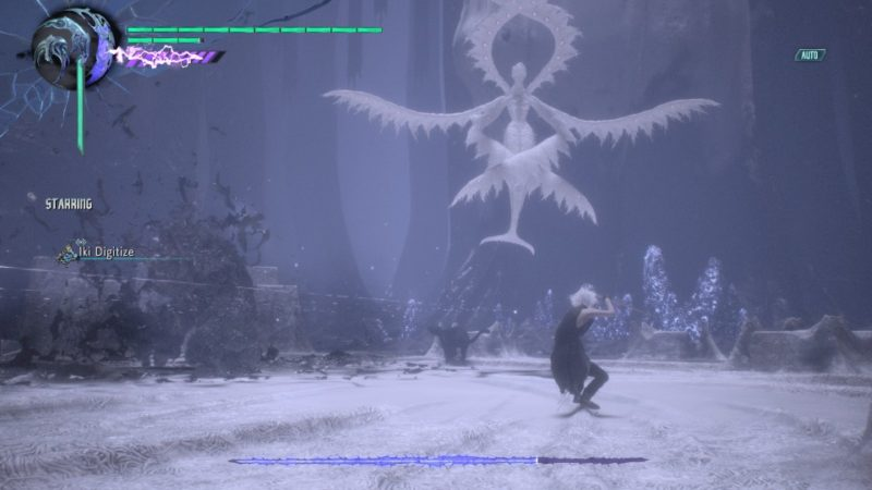 devil may cry 5 mission 14 diverging point - v guide and tips
