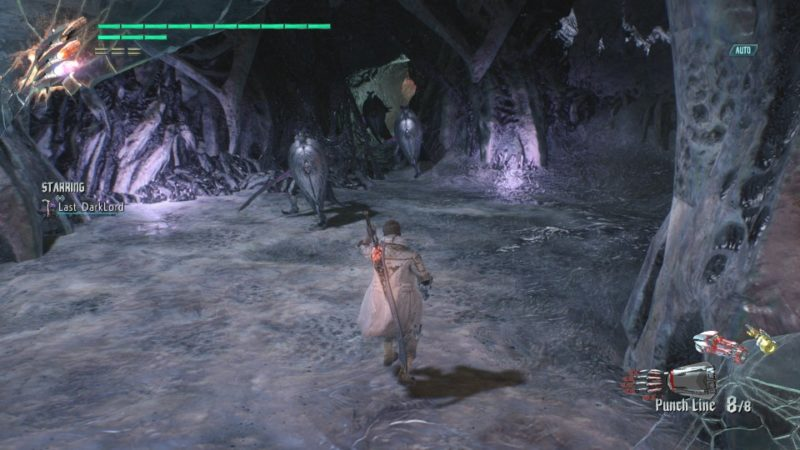 devil may cry 5 mission 15 diverging point nero tips