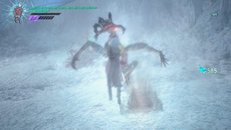 devil may cry 5 mission 16 defeat cerberus