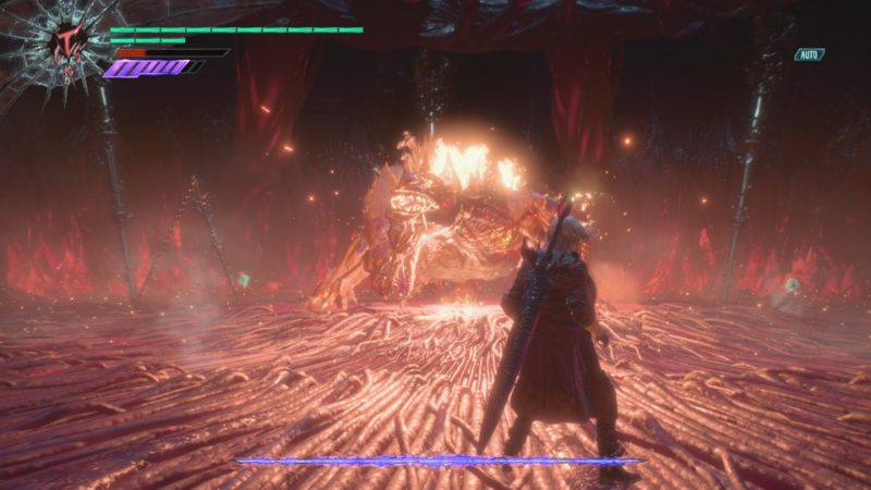 devil may cry 5 mission 16 diverging point dante walkthrough