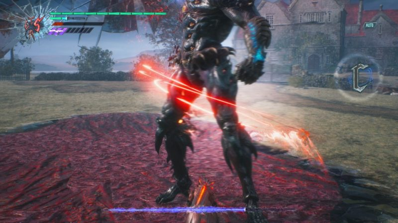 devil may cry 5 mission 17 - defeat vergil