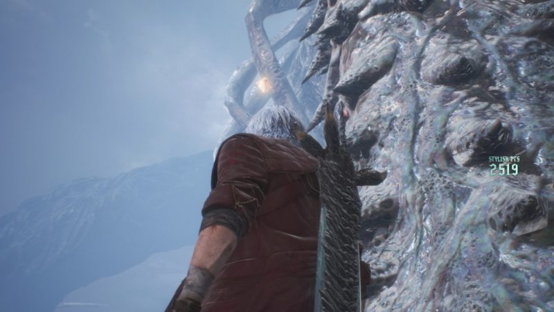 devil may cry 5 - mission 18 defeat nightmare