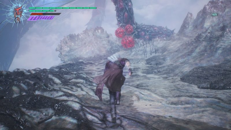 devil may cry 5 - mission 18 defeat shadow