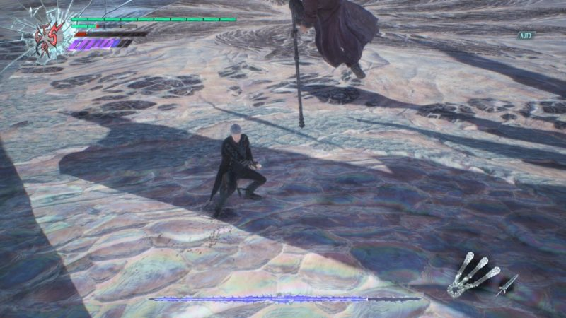 devil may cry 5 mission 19 - vergil boss fight